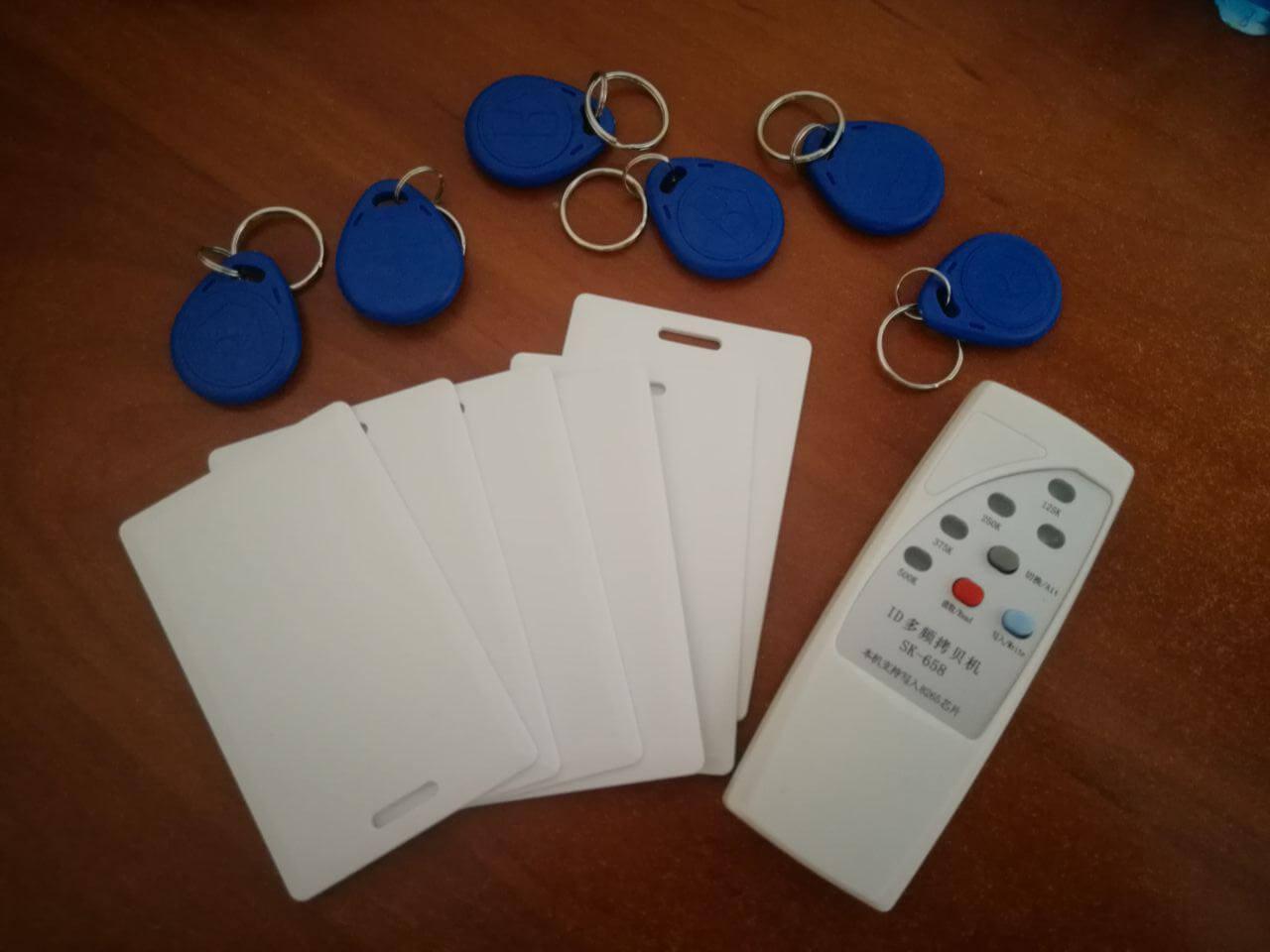 Посылка из Китая. RFID-writer-reader