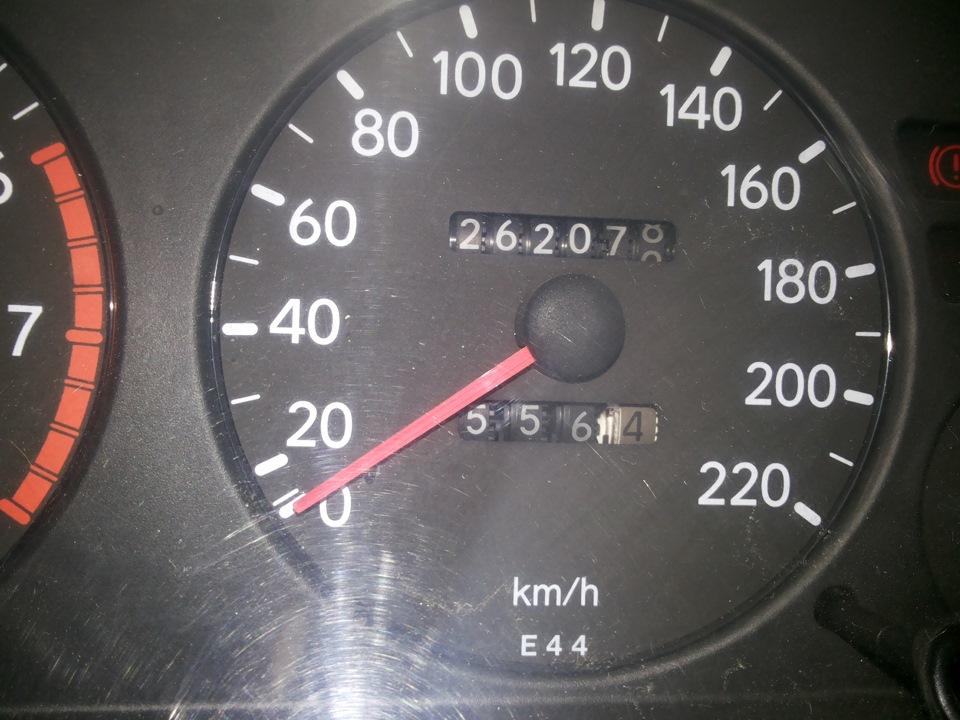 Обкатка двигателя. 17 дней обкатки 556 км…