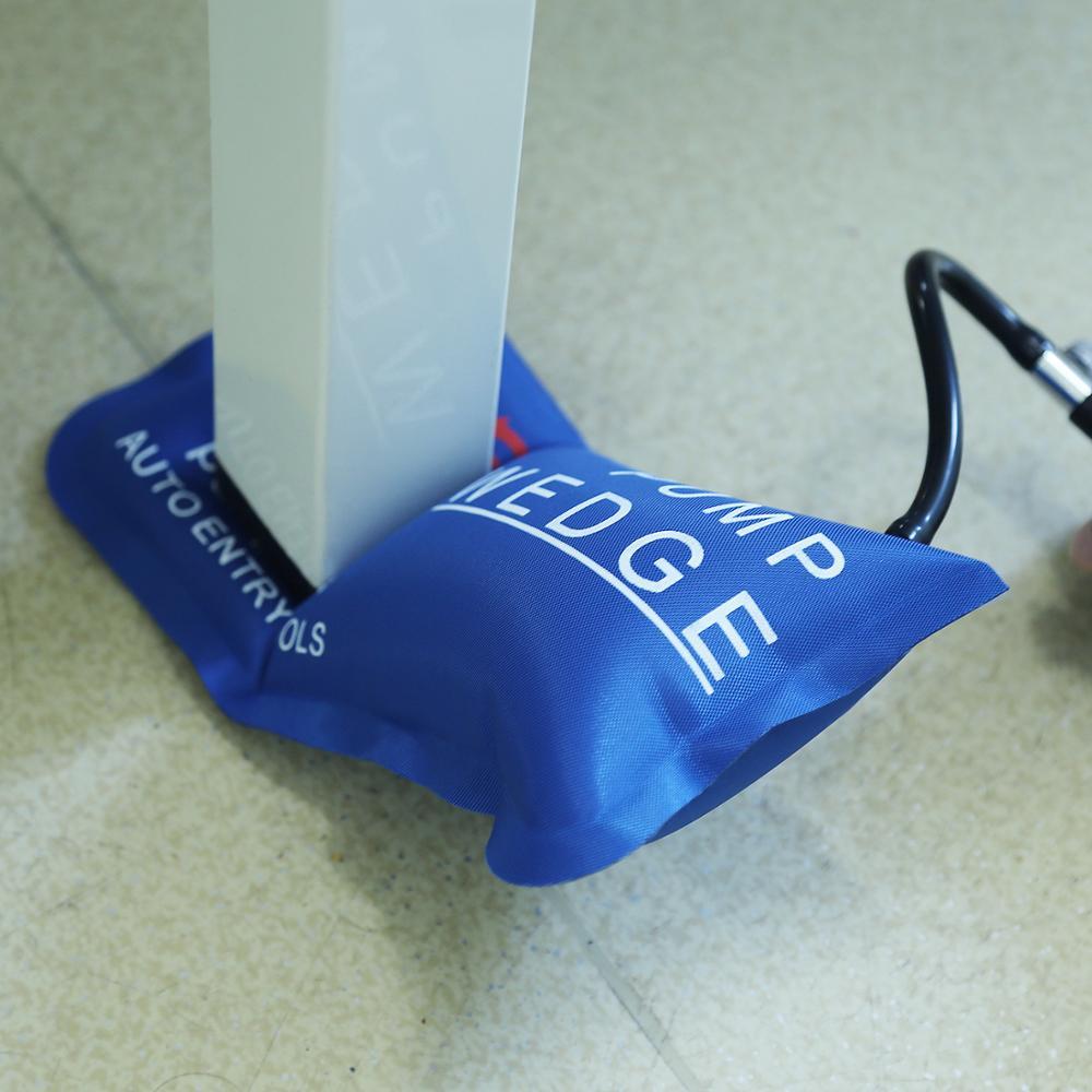 Посылка из Китая. Пневматическая подушка инструмент для открытия автомобиля