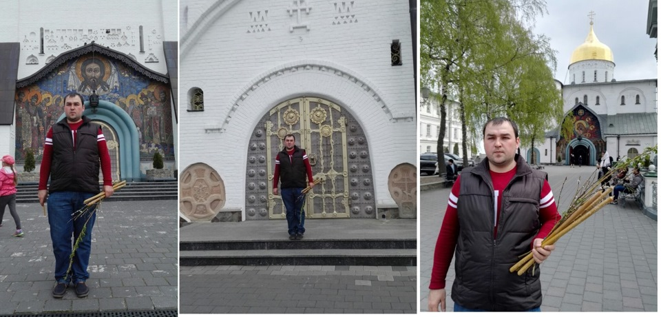 Автопутешествие. День пятый. Тернополь ---> Почаев ---> Ровно --> Киев и  Одесса (путь домой)