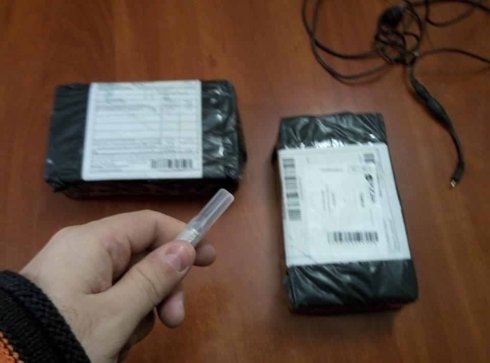 Посылка из Китая. Оригинальные блоки розжига  HYLUX 2A88