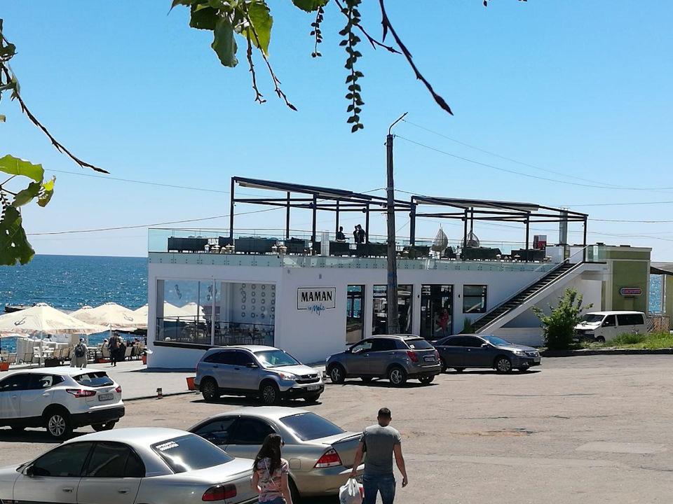 Прогулочка. Море море. Культурно передыхаем в обед на Ланжероне.
