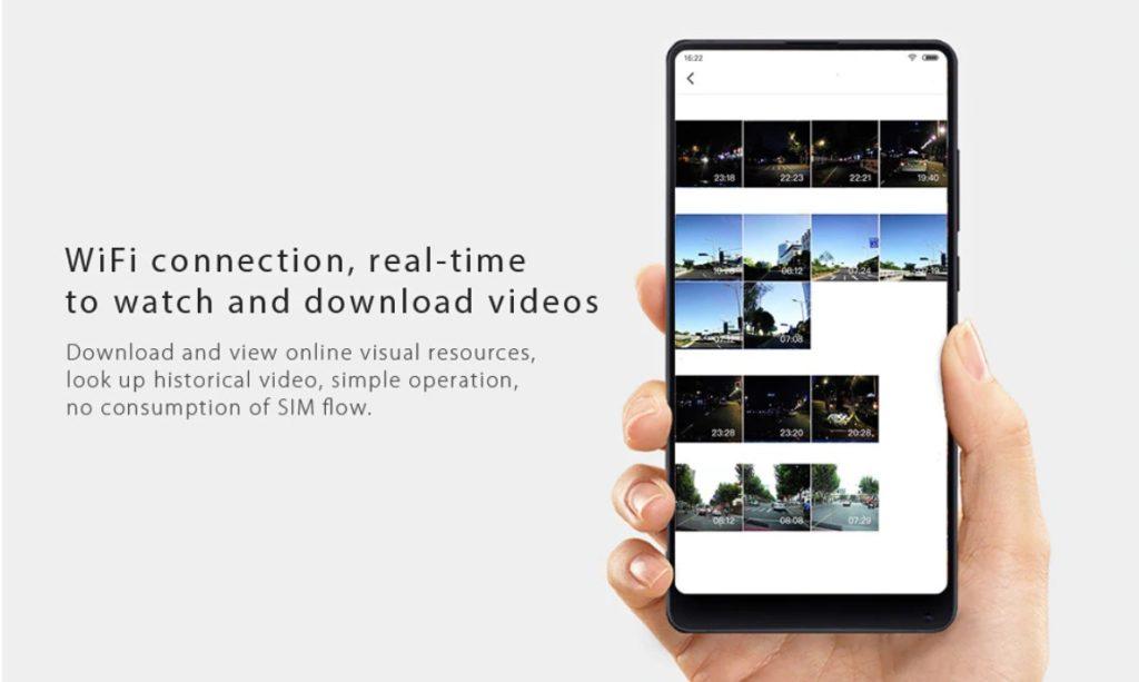Посылка из Китая. Видеорегистратор 70mai Smart Dash Cam (с голосовым управлением)