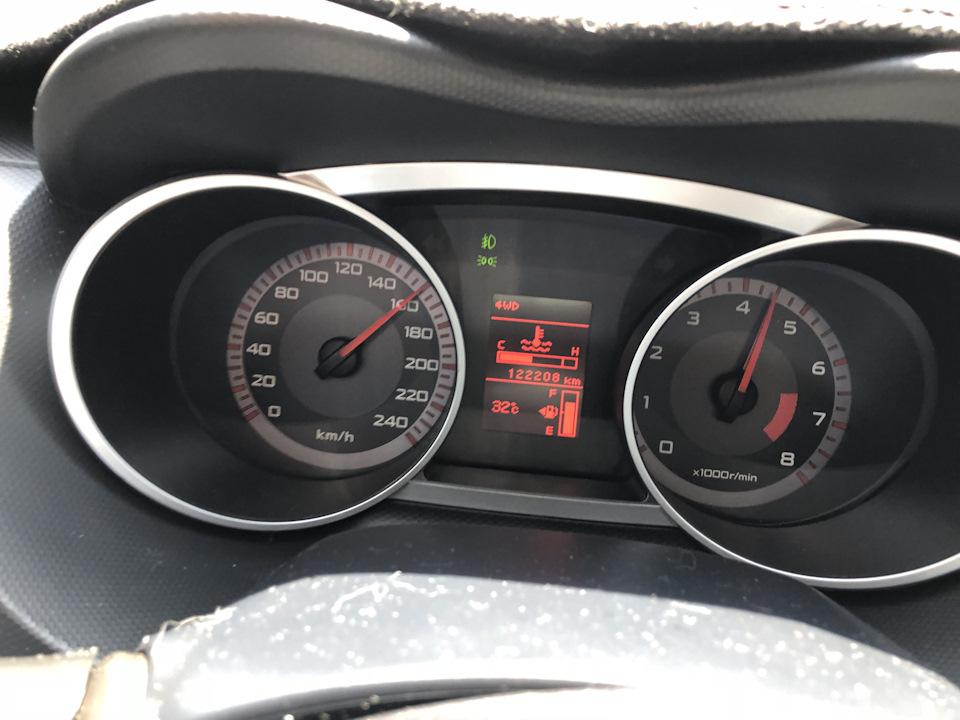 Излечение биения в руль на скорости выше 120км/ч