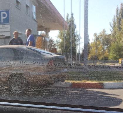 Одесса, Николаев, Херсон и назад... ездили машину покупать))))