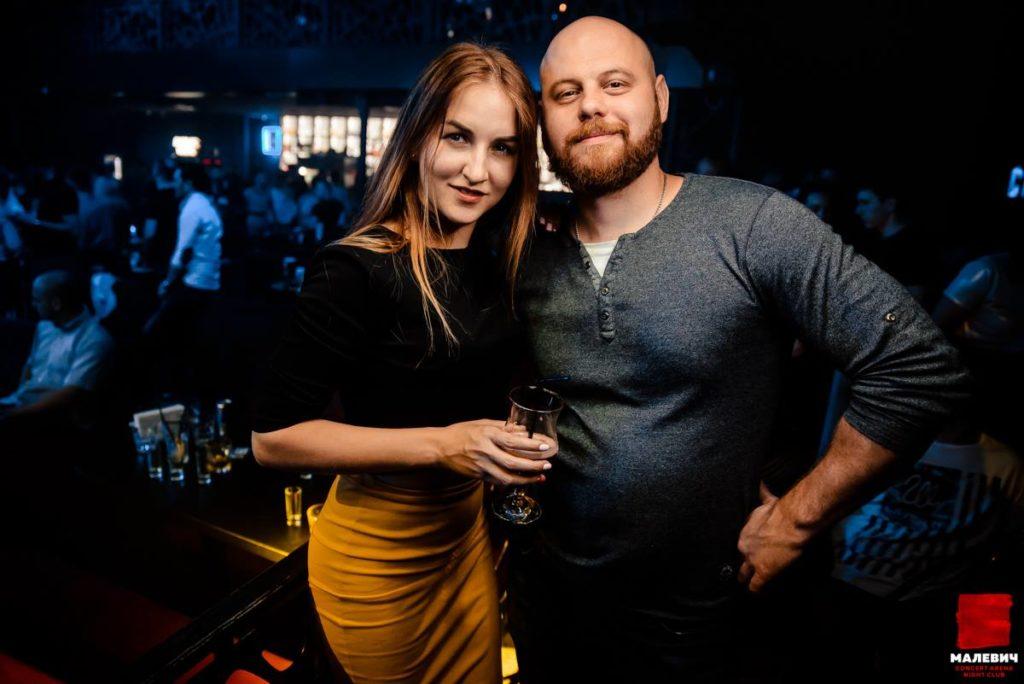 Фоточки из Малевича ( Ночной клуб - г.Львов )