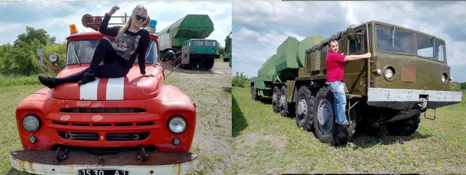 Музей ракетных войск под Первомайском