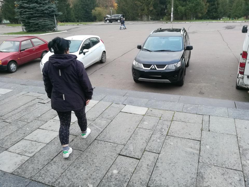 Часть 1. Как мы ехали на Выставку в Ровно…