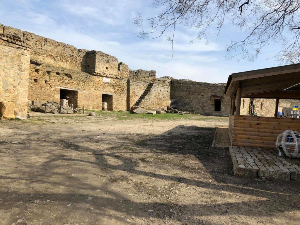 Поездка в Белгород-Днестровкий, крепость Аккерман.