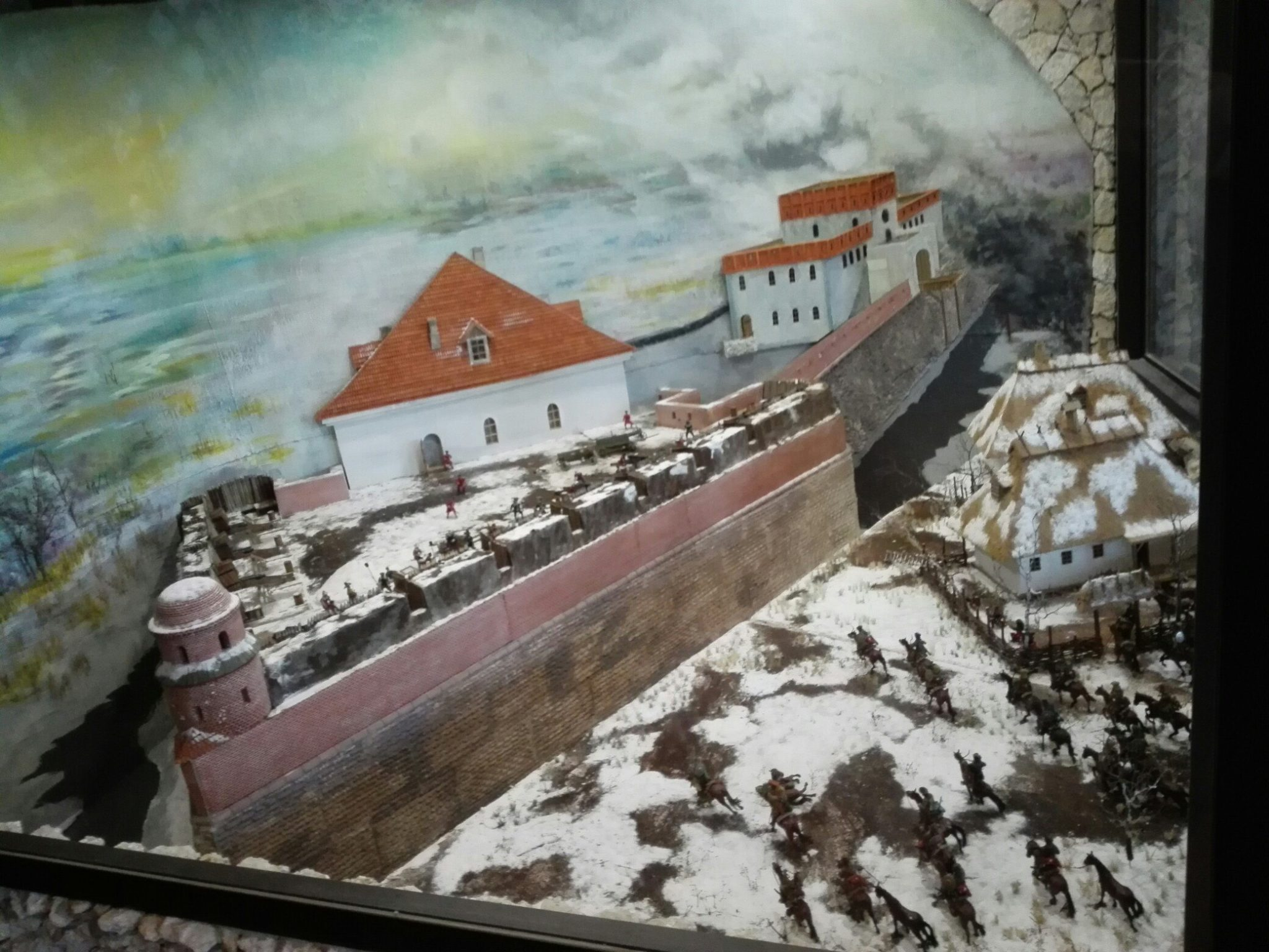 Автопутешествие. День второй. Луцк --> Дубно. Дубенский замок.