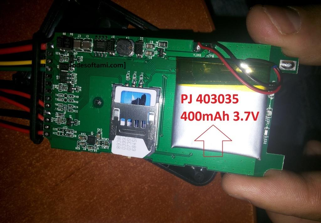 GPS Tracker GT06 и замеры по питанию и батарее