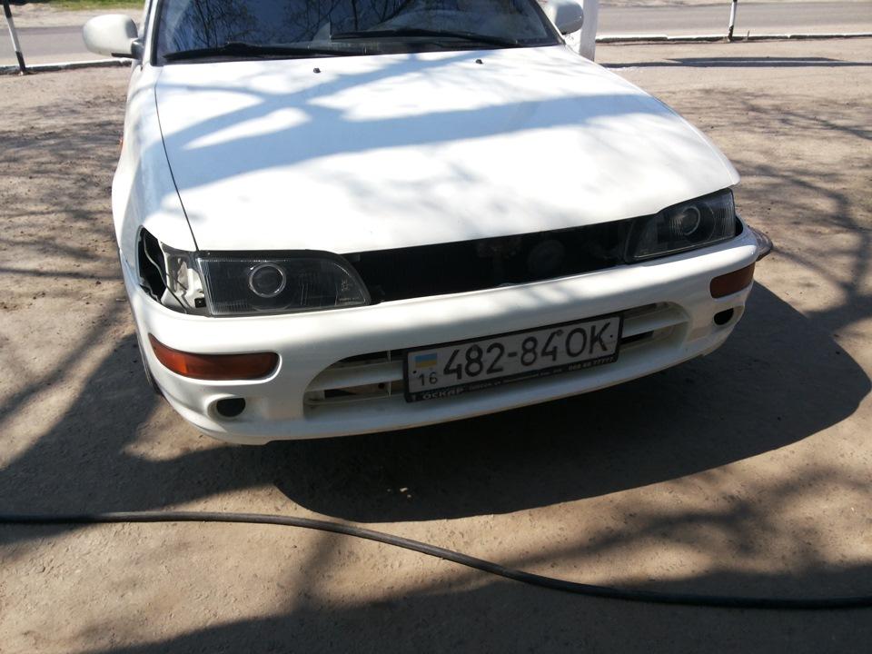 Inspire, corolla, AE100, 2.0 diesel