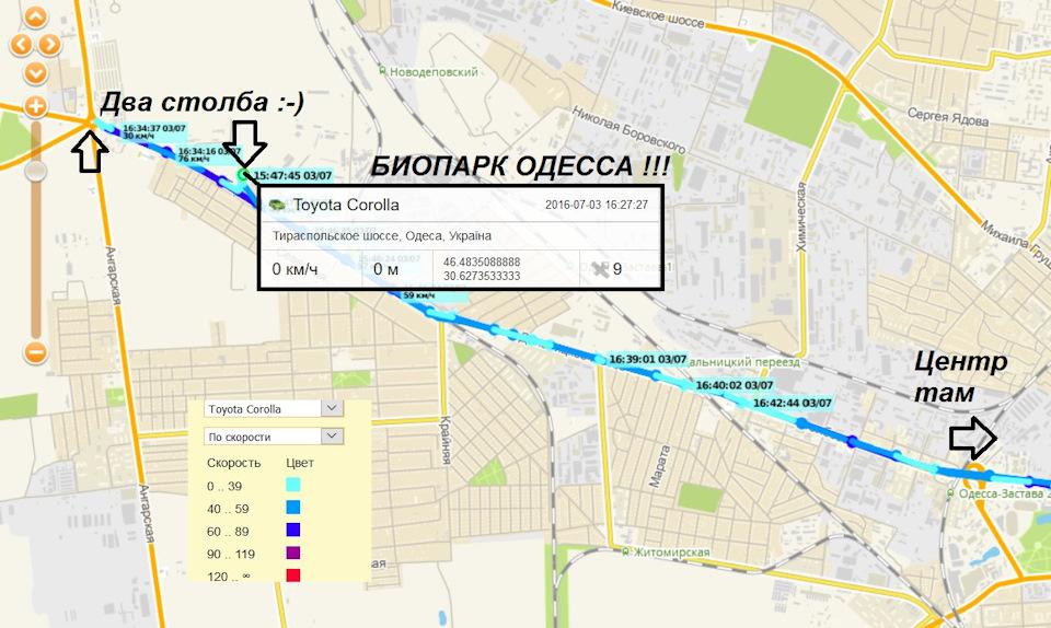 Прогулка выходного дня в  BIOPARK ODESSA