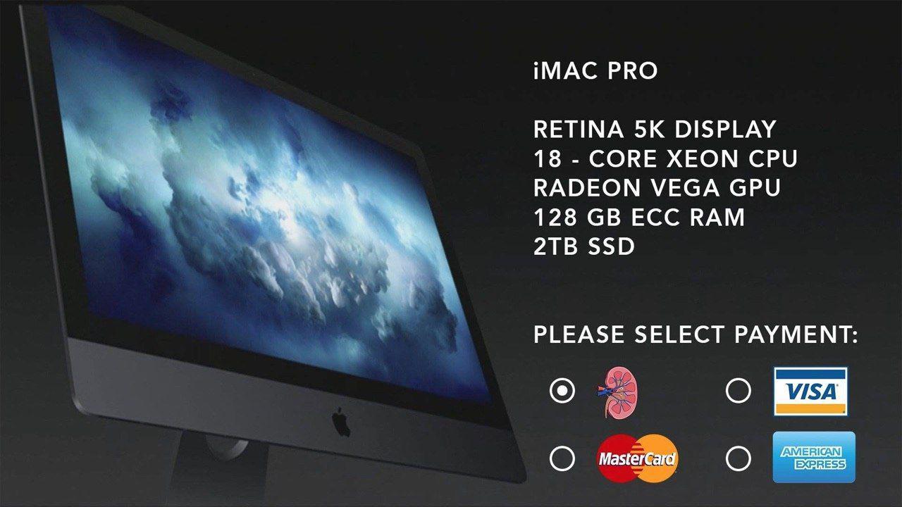 Посмехуйчики. Хочешь купить I-mac Pro